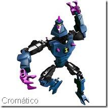 Lego Ben 10 Cromatico  Força Alienígena - Alien Force