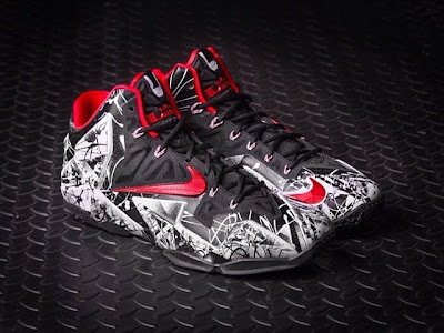 Nike LeBron 11 NYC Graffiti