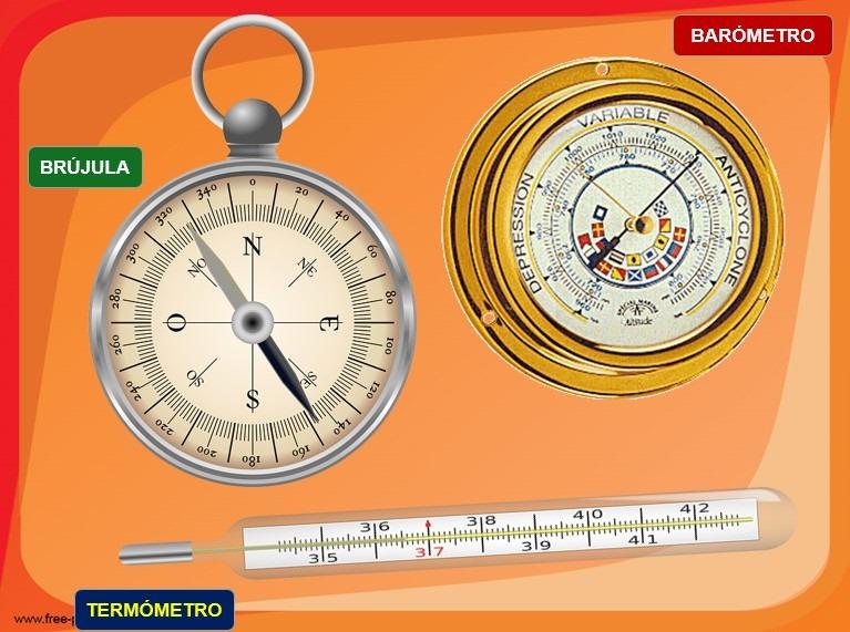 Instrumentos de laboratorio para realizar mediciones