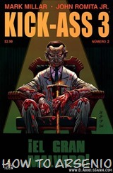 P00002 - Kick-Ass 3 #2