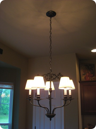 oil rubbed bronze chandelier