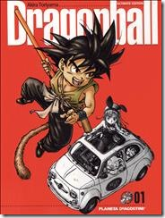 P00001 - Akira Toriyama - Dragon B