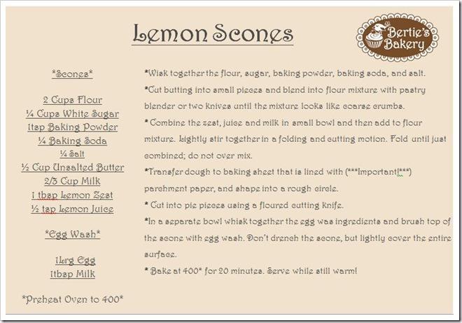 LemonSconeRecipe