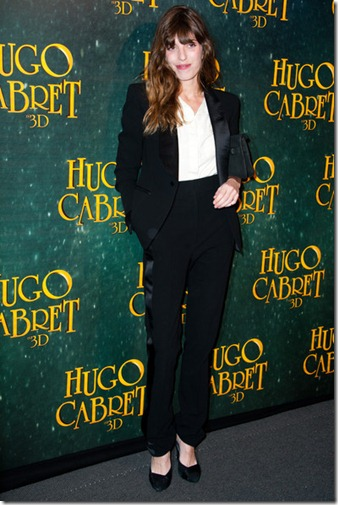 Lou Doillon Hugo Cabret 3D Paris Premiere iDXfbkRbx2Gl