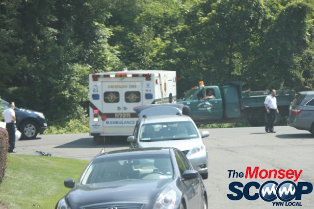 Minor MVA On Route 306 & Kearsing Pkwy (Moshe Lichtenstein) - IMG_5640.jpg