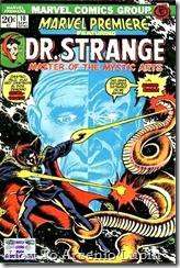 P00010 - Marvel Premiere  - Dr. Extraño - por mastergel #10
