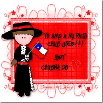 CHILENA DE CORAZON