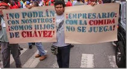 guerra economica contra Venezuela