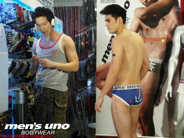 Asian Males - Men's Uno Bodywear  2012 new collection-11