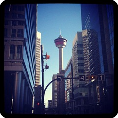 Downtown Calgary