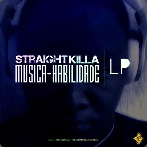00 - Straight Killa - Musica-Habilidade COVER FRENTE