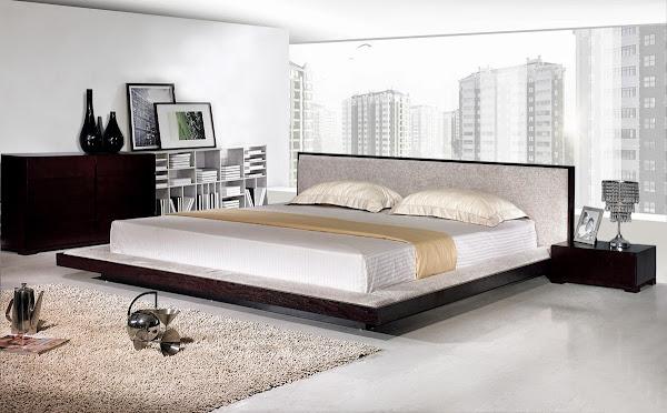 Modern Platform Bed Comfy Modern Platform Beds