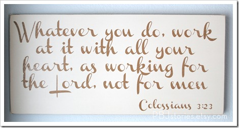 Colossians PBJstories.etsy.com
