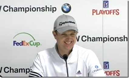 justin rose press conf