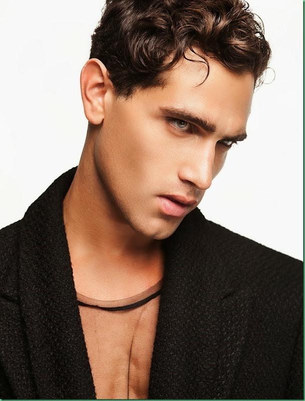 Fabio Mancini photographed by Errikos Andreou