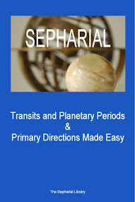 Cover of Sepharial's Book Primary Directions Made Easy
