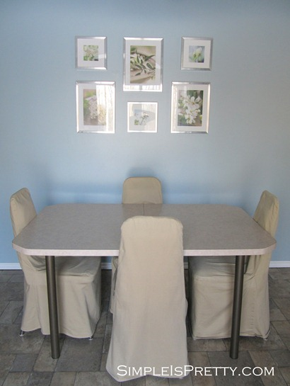 simpleispretty.com: Dining Room Pics