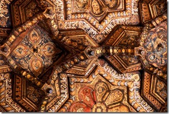 palermo.capella palatina.ceiling detail.stabilized.vertical