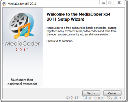 MediaCoder 2011R5