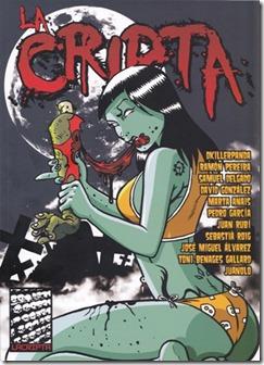 la cripta 2 portada