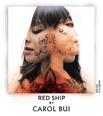 Red Ship by Carol Bui