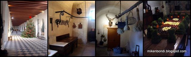 Chenonceau interiors