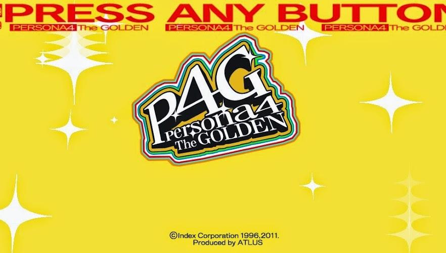 【P4G】ペルソナ4 ザ・ゴールデン をクリアしたので感想