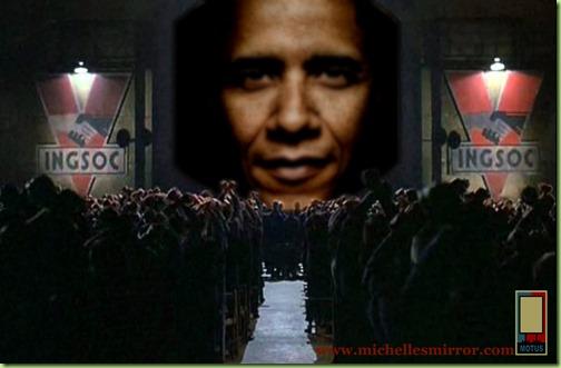 orwell obama creepy