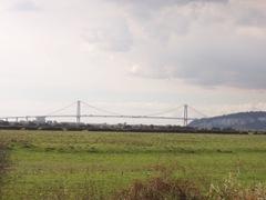 2008.10.17-009 vue sur le pont de Tancarville