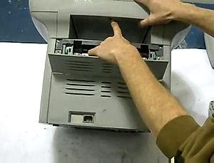 Fix HP 3300 3330 Scanner Bulb Warm Up Error (4)