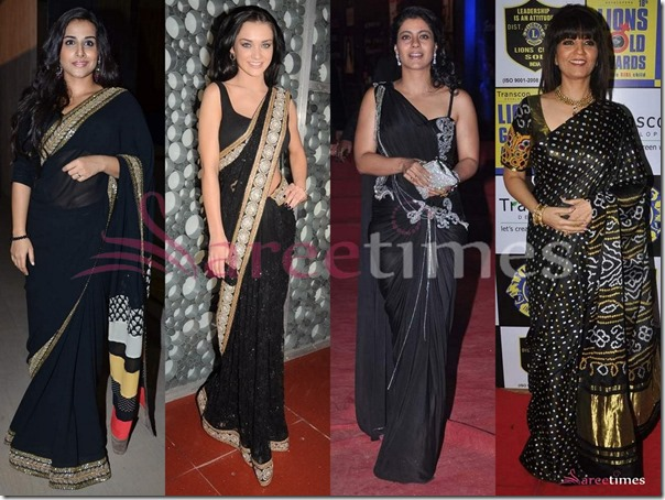 Latest_Black_Sarees_2013 (3)