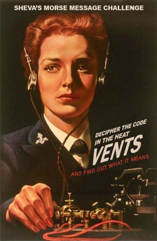 Sheva Apelbaum WW II Morse Code Operator
