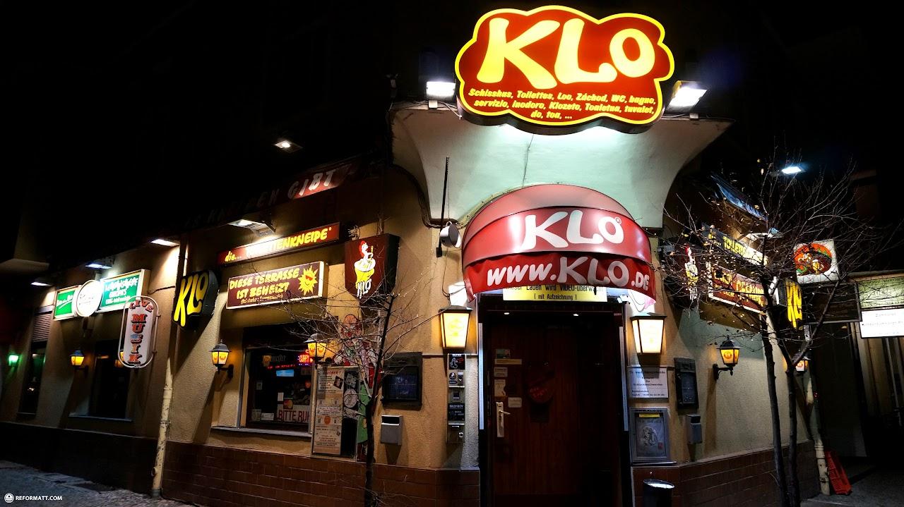 Restaurant klo berlin