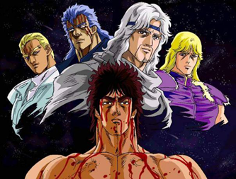Hokuto no Ken - Fist of North Star