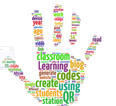 SchoolNet SA - IT's a Great Idea: Try creating word clouds in your ...