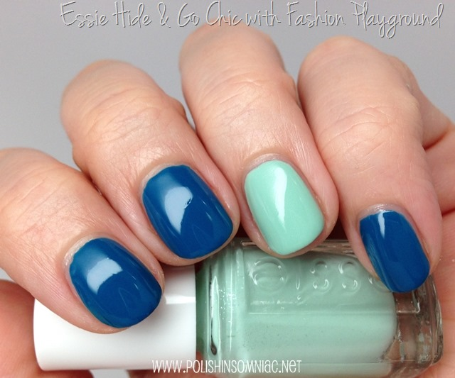 Essie Hide & Go Chic with Fashion Playground