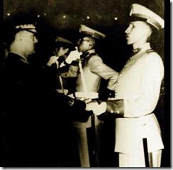 chavez abril 1971 cuando entro a la academia militar