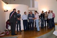 2009 - remise médailles M. RICHET, M JACQUET
