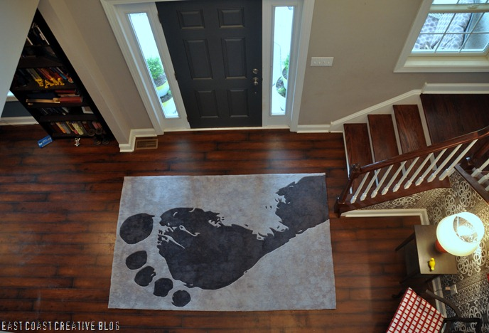 Foyer Accent Rug