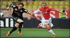 AC Ajaccio vs  AS Monaco