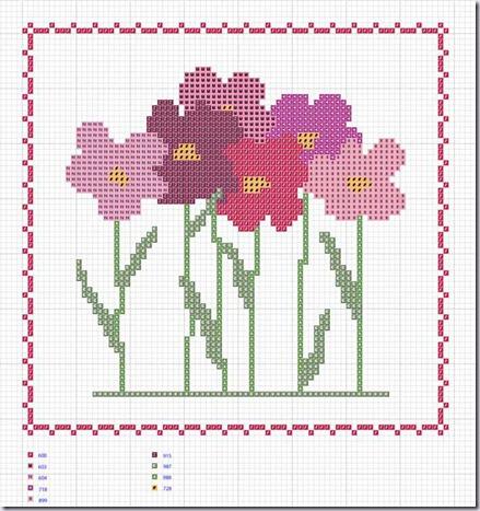 bloemenpatroon 1