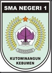 logo sma negeri 1 kutowinangun