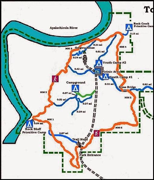 00d - Torreya State Park Map