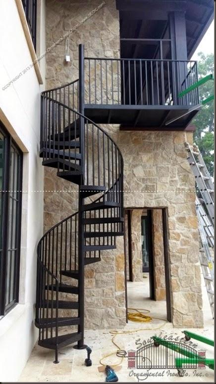 Basic-Aluminum-Spiral-Stair-Jacksonville-FL