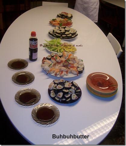Buhbuhbutter corso sushi 2