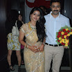 Newly Married Star Couple Sneha & Prasanna Attend the first event Tamil Poetry Yuvabharathi Wedding reception - Gallery 2012