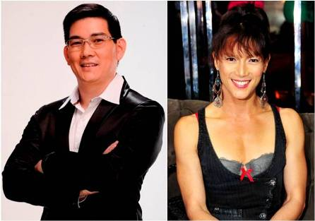 Richard Yap and BB Gandanghari