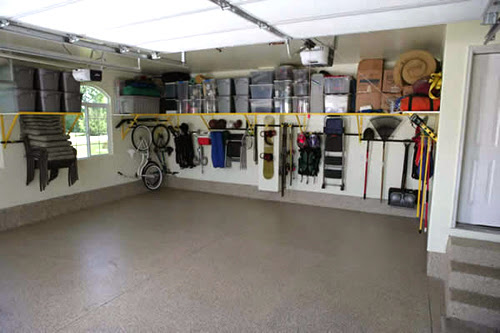 Howtoorganizegarage How To Organize A Garage