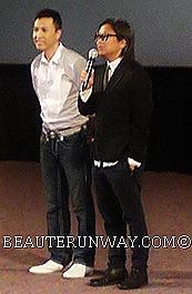 Donnie Yen WU XIA Singapore  Gala Premiere at GV Vivocity