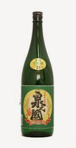 泉之國 (イズミノクニ) 25度 一升瓶